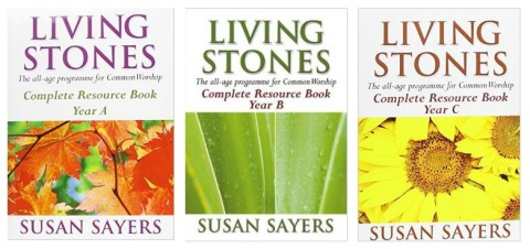 Livings Stones Complete Resource Books by Susan Sayers